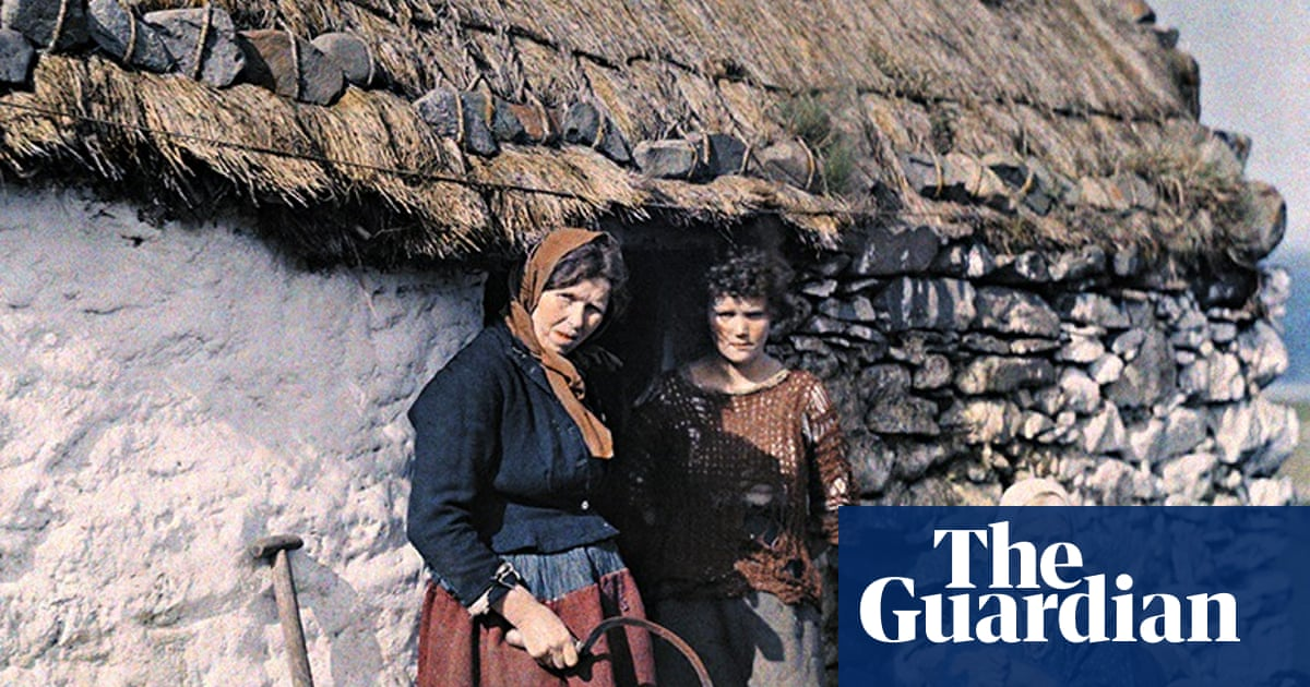 Galway in colour, 1927 – a picture from the past