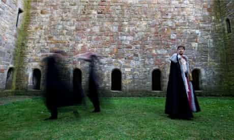 Macbeth performed on Inchcolm Island