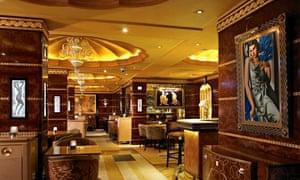 Rivoli Bar at the Ritz