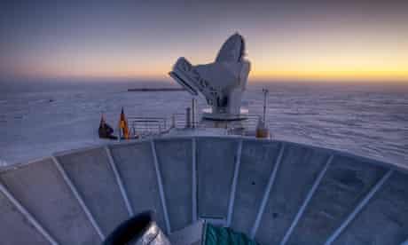 Bicep2 telescope