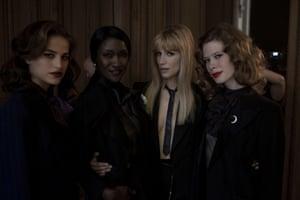 Still from the Yves Saint Laurent film