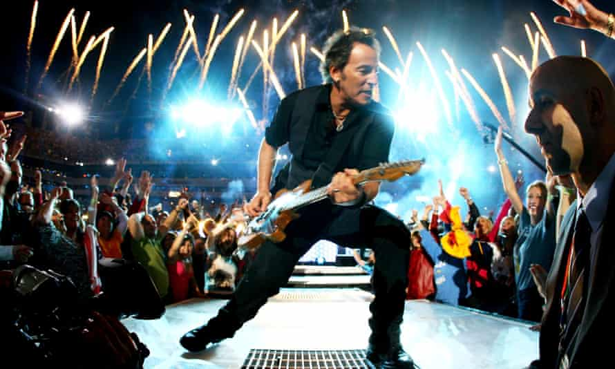Bruce Springsteen 10 of the best