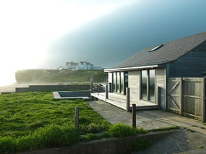 Cool holiday cottages: The Beach House, Chesil Beach