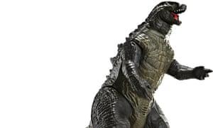 Godzilla toy by Jakks Pacific