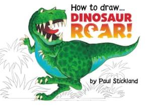 Dinosaur roar: 1 dinosaur