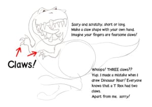Dinosaur roar: 9 dinosaur