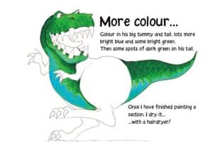 Dinosaur roar: 12 dinosaur