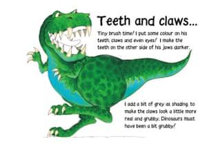 Dinosaur roar: 14 dinosaur