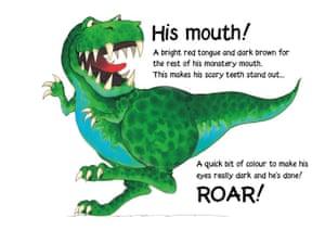 Dinosaur roar: 15 dinosaur