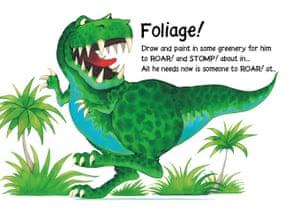 Dinosaur roar: 16 dinosaur