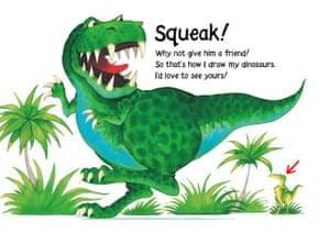 Dinosaur roar: 17 dinosaur