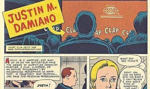 Justin M Damiano story