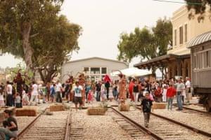 HaTachana railway station, Tel Aviv, Israel