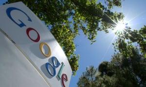 Google Mountain View