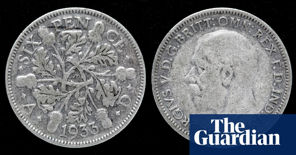 A short history of British coins | Business | The Guardian