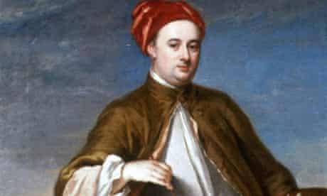 William Aikman's oil painting of William Kent shows him in a red turban and velvet cloak