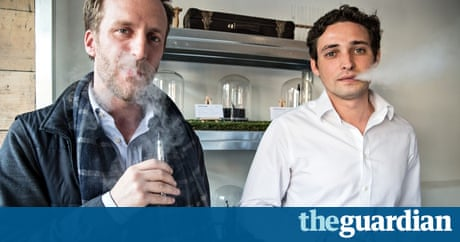 London 39 S First E Cigarette Coffee Shop Opens Its Doors To