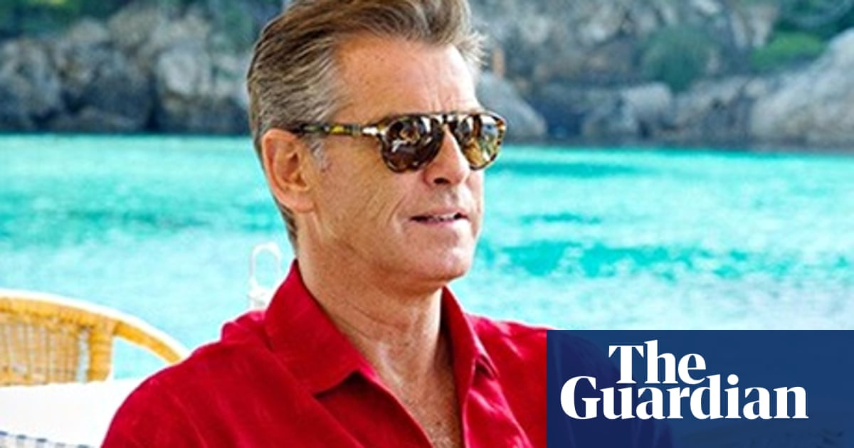 Pierce Brosnan: 'Fame can bite you on the ass as quickly as ...