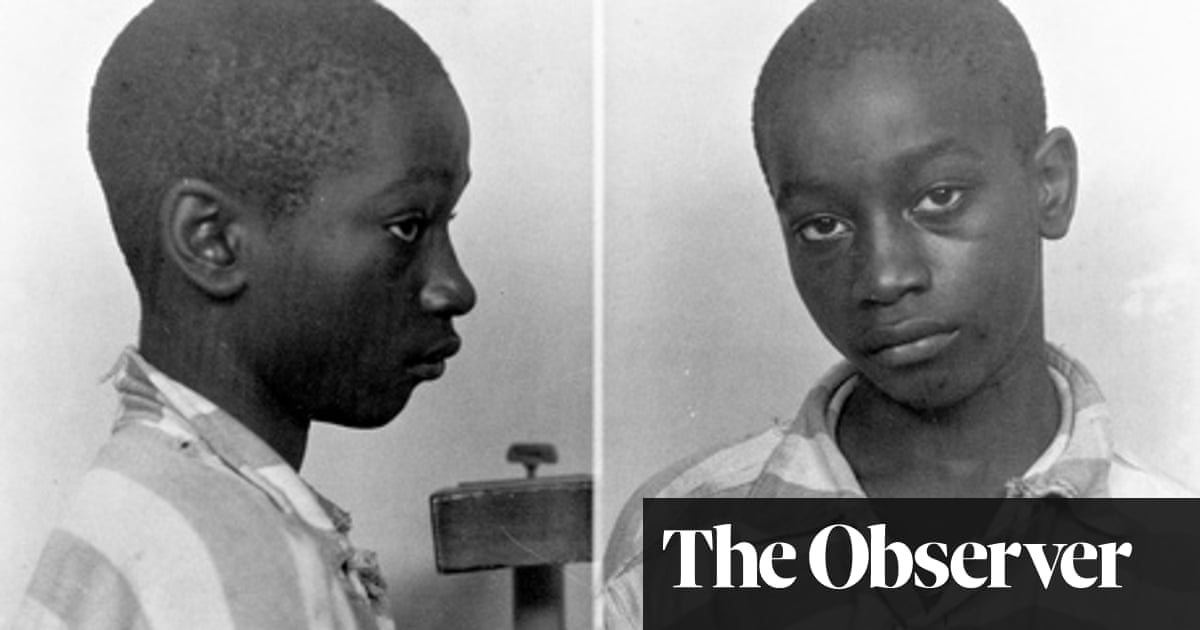 George Stinney was executed at 14  Can his family now clear his name