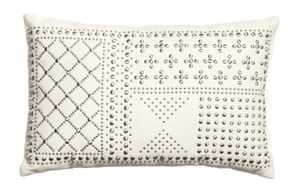 Space gallery: Studded cushion