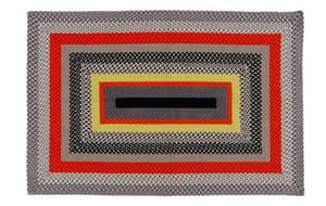 Space gallery: Braided rug