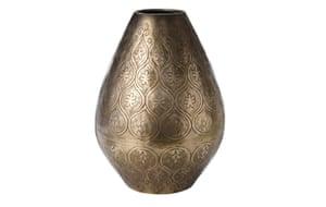 Space gallery: Bronze vase