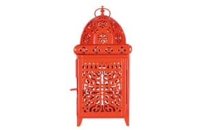 Space gallery: Red ton lantern
