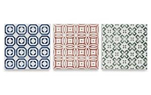 Space gallery: Moorish tiles
