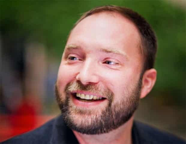 NaturalMotion CEO Torsten Reil.