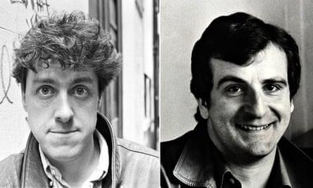 Griff Rhys Jones, Douglas Adams