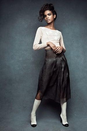 Metallics: Chanel