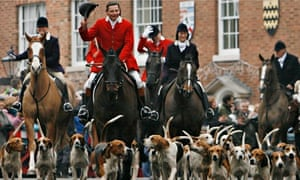 The Atherstone Hunt in 2006