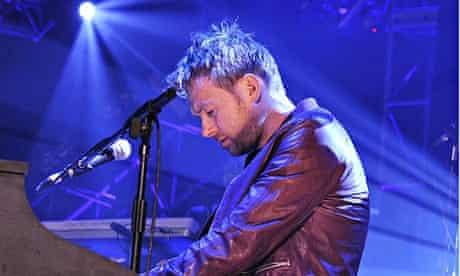 Damon Albarn at BBC Radio 6 Music Festival