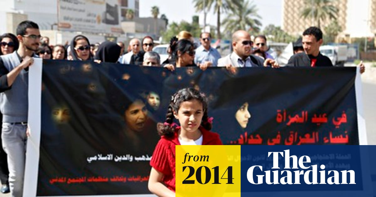 Iraq child-marriage bill sparks outrage among human rights groups