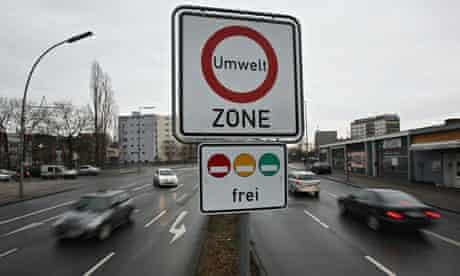 Cities: car ban - Berlin