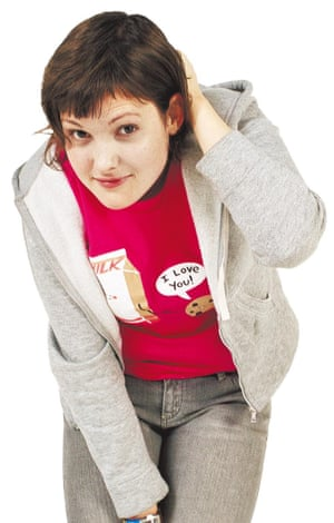Josie Long , comedian. Observer Review 2007 talent feature