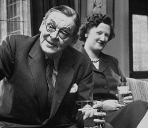 10 best: Valerie & TS Eliot