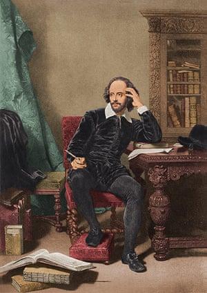 10 best: William Shakespeare The Bard