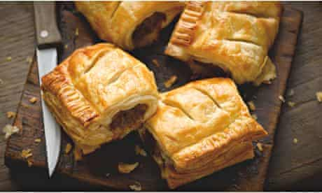 Mary-Ellen McTague: rough puff/flaky pastry