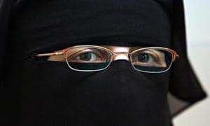 A Saudi nurse from Abdullatif Cancer Screening Centre