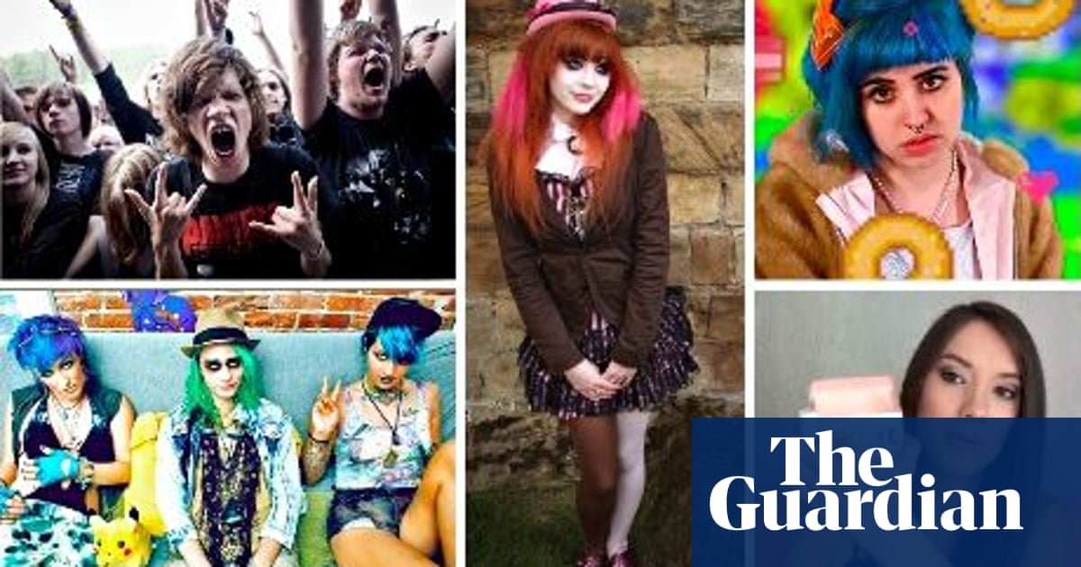 4c3f04066 Youth subcultures: what are they now? | Culture | The Guardian