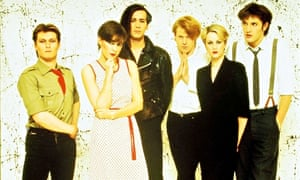 Synth-pop band the Human League