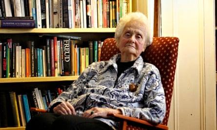 Mary Midgley, philosopher