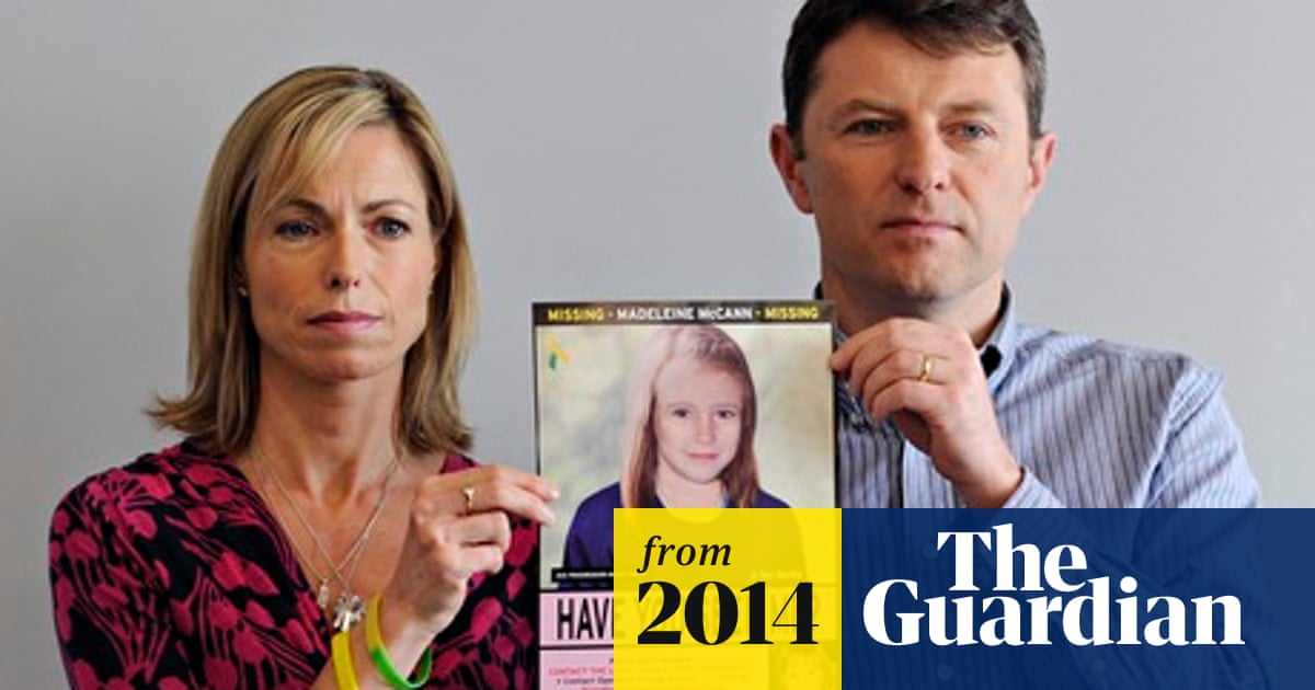 Madeleine McCann suspect 'died in 2009' | UK news | The Guardian