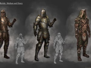Elder Scrolls Online Exclusive Concept Art Gallery In Pictures