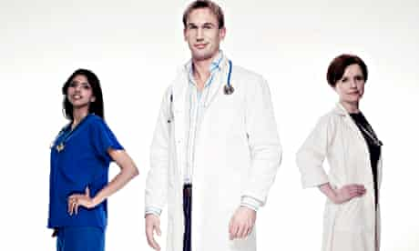 Dr Priya Manickavasagar, Dr Christian Jessen and Dr Pixie McKenna on Channel 4's Embarrassing Bodies