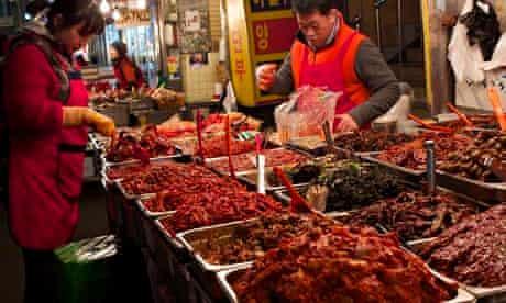 Kimchi in Korea