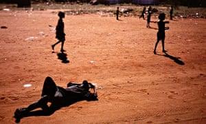 Poor Aboriginal rural community - Australia
