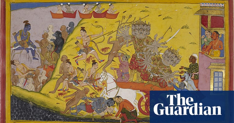 The Mewar Ramayana epic – in pictures | Books | The Guardian
