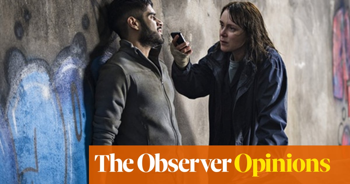 Was Line of Duty's ending a cop-out?   Opinion   The Guardian